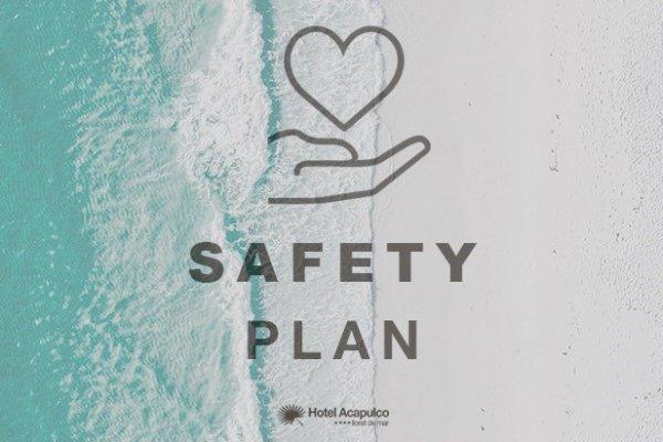 План безопасности отеля Акапулько Льорет 2020