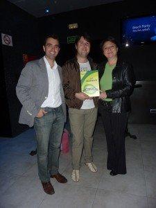 1er Premio Best Seller HotelExtras 2011