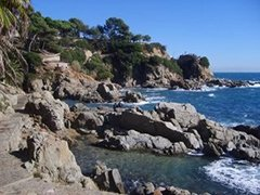 Пляжи Льорет де Мар