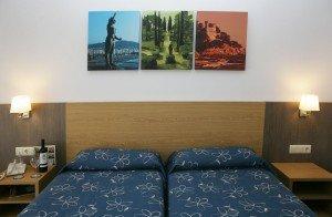 Els nous quadres de les nostres habitacions (2)