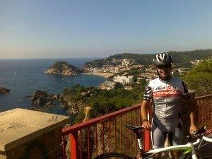 Ruta en bicicleta desde Lloret hasta Sant Feliu