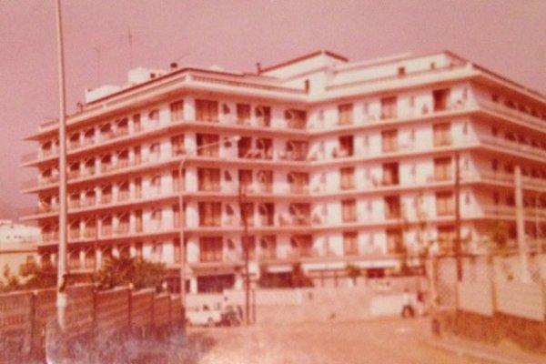 Història de l'hotel Acapulco Lloret
