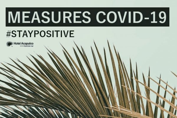 Medidas en relación al coronavirus COVID-19