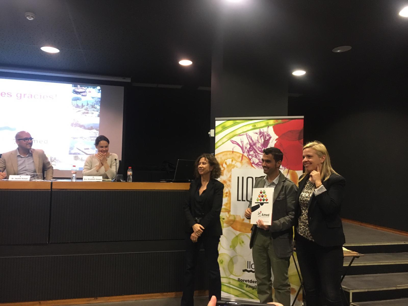 Presentación del programa AMED