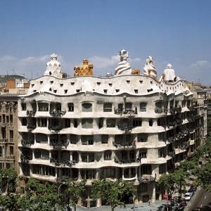 barcelona dans le jour d couvre antoni gaud hotel acapulco lloret hotel acapulco lloret. Black Bedroom Furniture Sets. Home Design Ideas