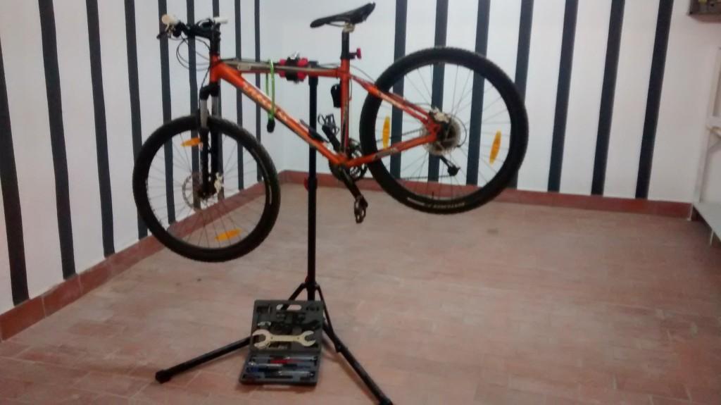 Bike Station - Hotel Acapulco Lloret